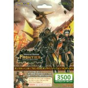 Xbox Live Points (3,500 points) [Monster Hunter Frontier Online - Rukodiora]