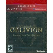 Elder Scrolls IV: Oblivion (Game of the Year Edition) (Greatest Hits)