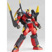 Revoltech Series No.119 - Gurren-lagann : Gurren Lagann (with Gurren Wing Ver.)