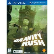 Gravity Rush (Chinese + English Version)