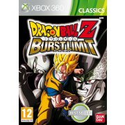 Dragon Ball Z: Burst Limit (Classics)