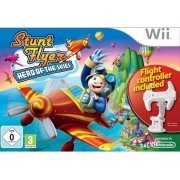 Stunt Flyer- Hero of the Sky and Flightstick (Wii)