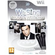 We Sing: Robbie Williams with 2 Microphones