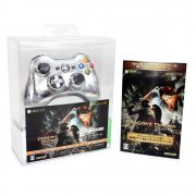 Xbox 360 Wireless Controller SE (Chrome Silver) [Dragon's Dogma Token Version]