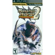 Monster Hunter Freedom 2 (Favorites)