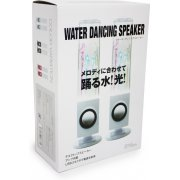 IPK 031 Water Dancing Speaking White Ver.