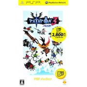 Patapon 3 [PSP the Best Version]