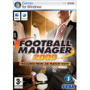 Football Manager 2009 (DVD-ROM)