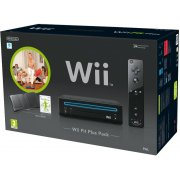 Nintendo Wii Fit Plus Pack Black Bundle (incl. Wii Fit Plus, Balance Board & Wii Remote Plus)