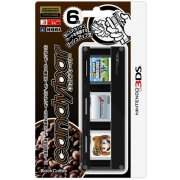 Candybar for Nintendo 3DS [Black Coffee Version]