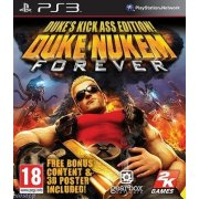 Duke Nukem Forever: Duke's Kick Ass Edition!