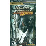 Monster Hunter Freedom Unite (Favorites)