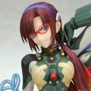 Rebuild of Evangelion 1/7 Scale Pre-Painted PVC Figure: Makinami Mari Illustrious -Plugsuit style.-