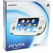 PSVita PlayStation Vita - Wi-Fi Model (Crystal White)