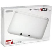 Nintendo 3DS LL (White)