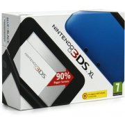 Nintendo 3DS XL (Blue x Black)