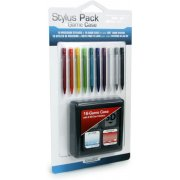 DreamGear Stylus Pack + Game Case - Mixed