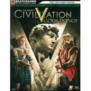 Sid Meier's Civilization V: Gods &amp; Kings Official Strategy Guide
