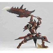 Thumbnail for Revoltech Series No.123 - Monster Hunter : Hunter Swordsman Laeus