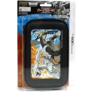 Pokemon Hard Pouch for 3DS LL (Black Kyurem & White Kyurem Version)