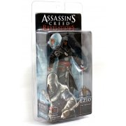 Assassin's Creed 2 Revelations 7&quot; Inch Pre-Painted Action Figure: Ezio Ebony