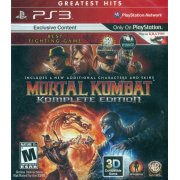 Mortal Kombat Komplete Edition (Greatest Hits)