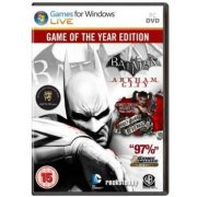 Batman: Arkham City (Game of the Year Edition) (DVD-ROM)