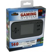 Handheld Portable Gaming System (Black)