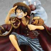 One Piece Banpresto Figure Colosseum Pre-Painted PVC Figure: Luffy