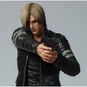 Capcom Figure Builder Creaters Model Resident Evil 6 1/7 Scale Pre-Painted PVC Figure: Leon S. Kennedy
