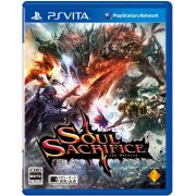 Thumbnail for PS Vita PlayStation Vita - Wi-Fi Model (Soul Sacrifice Bundle) (Chinese Language)