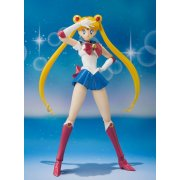 S.H.Figuarts Sailor Moon Non Scale Pre-Painted PVC Figure: Sailor Moon (First Edition Version)