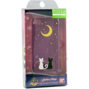 Thumbnail for Sailor Moon iPhone 4/4S Hard Case: MSM-01RN (Luna and Artemis)
