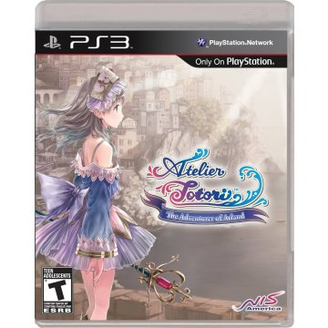 Atelier Totori: The Adventurer of Arland - Special price: US$ 21.90 (EUR~16.38)*