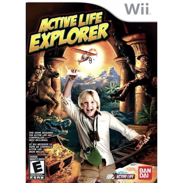 Active Life: Explorer for Nintendo Wii (Wii)
