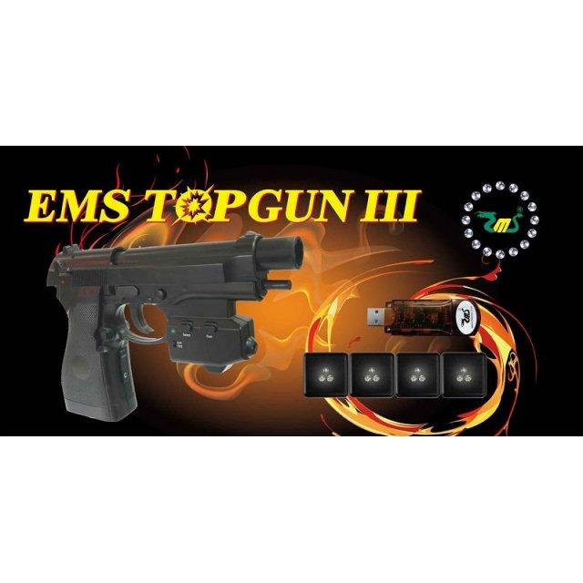 Ps3 Light Gun Controller: EMS TopGun III