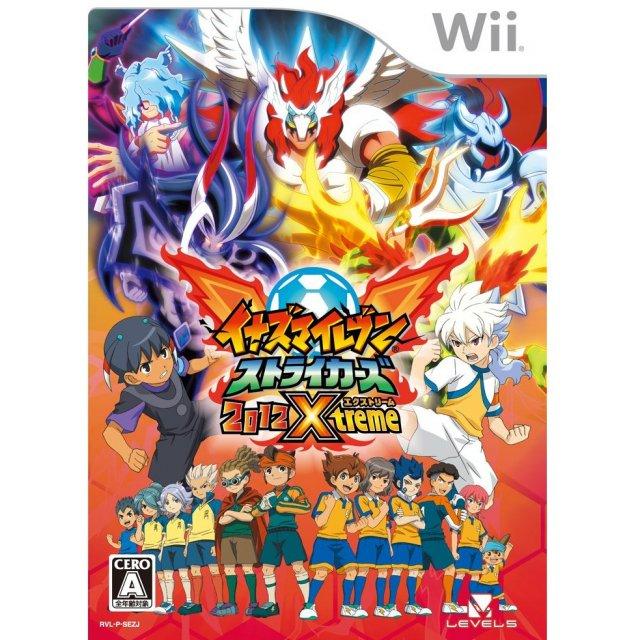 Новый Nintendo Wii Inazuma Одиннадцать нападающих 2012 Xtreme импорт в Япон