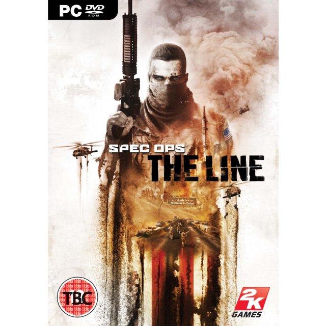 Spec Ops: The Line сочетает увлекательную сюжетную кампанию и в сражени