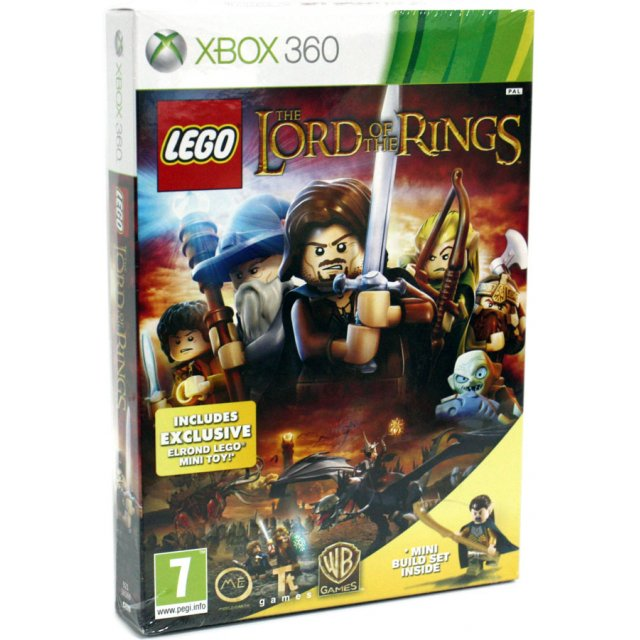 Lego Lord Of The Rings Xbox  Codes