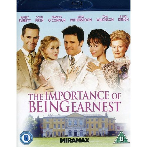 The Importance Of Being Earnest Theme Essay