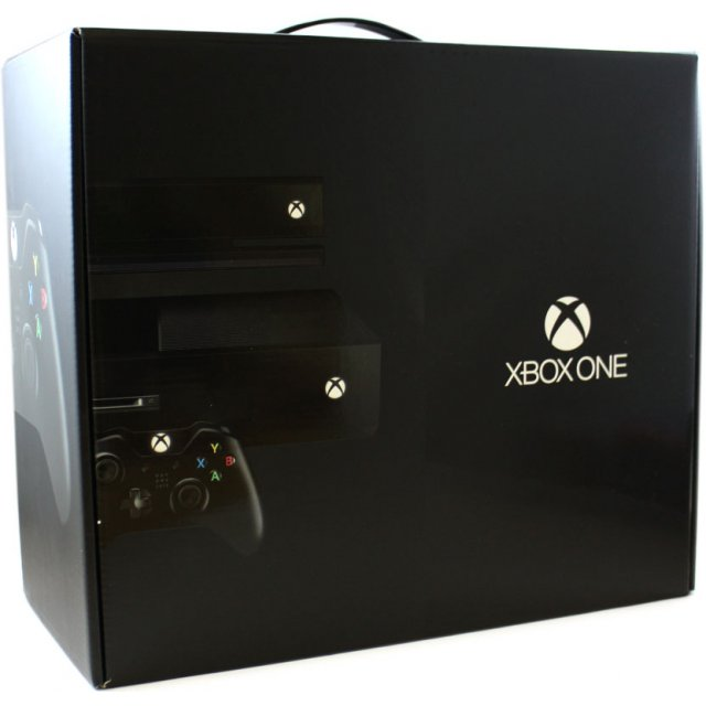 xbox one console system day one edition. Black Bedroom Furniture Sets. Home Design Ideas