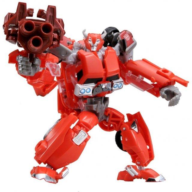 Transformer Prime AM-13 Decepticon Medic Knockout