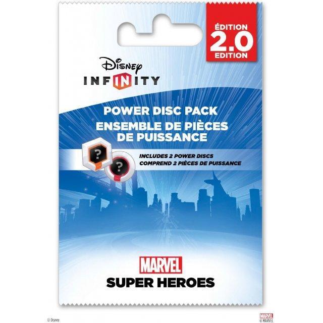 disney infinity marvel super heroes 2 0 edition power disc pack 381047.1 Disney Infinity: Marvel Super Heroes (2.0 Edition) Power Disc Pack