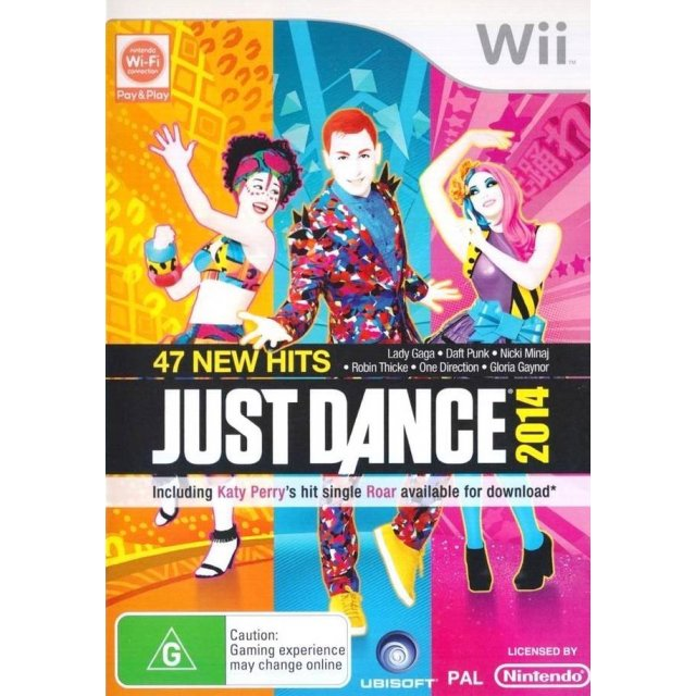 just dance 2014 399125.1 Just Dance 2014